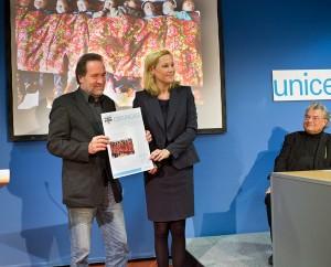 Escher Erwaehnung UNICEF