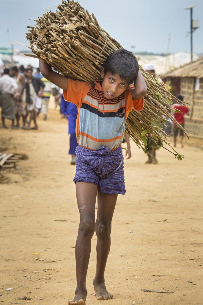 Fotos für die Öffentlichkeitsarbeit der Hilfsorganisation Cap Anamur.