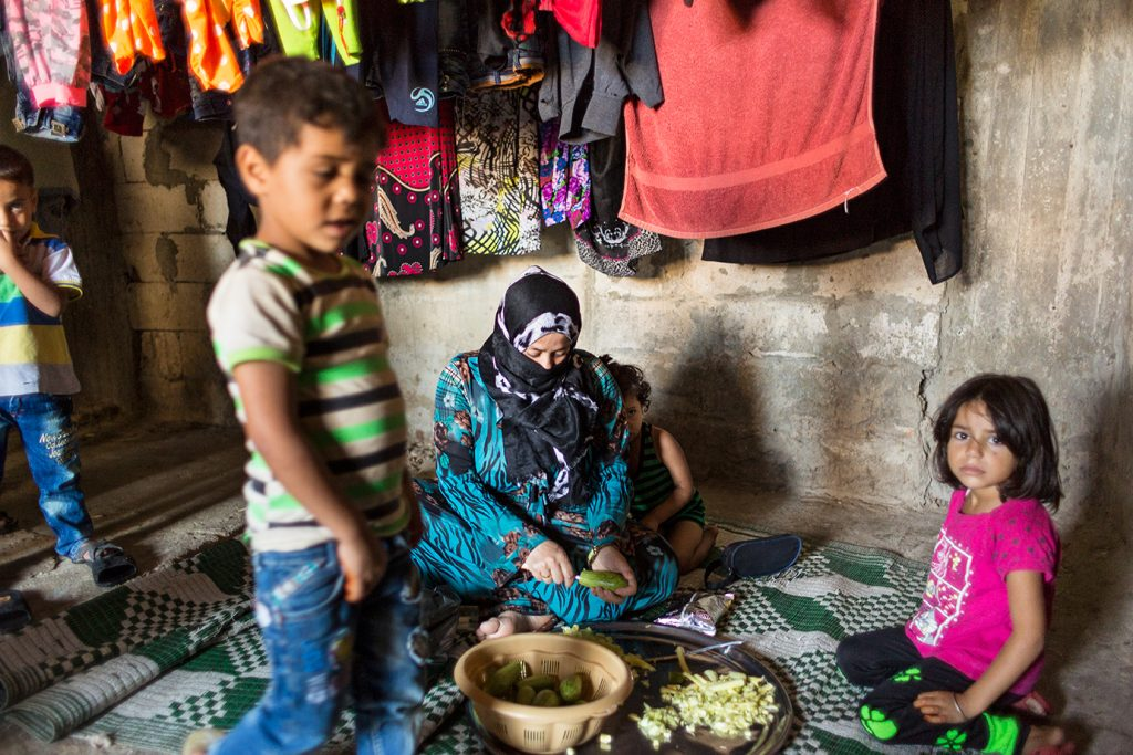 Cap Anamur-Projekt für syrische Bürgerkriegsflüchtlinge im Libanon