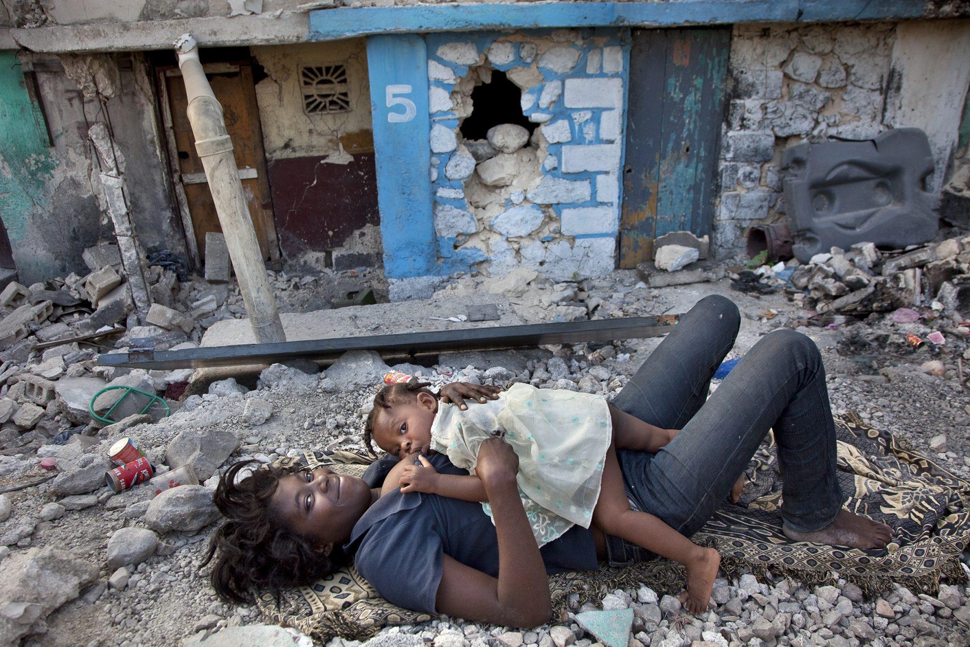 HAITI-CAP ANAMUR HILFT DEN ERDBEBENOPFERN