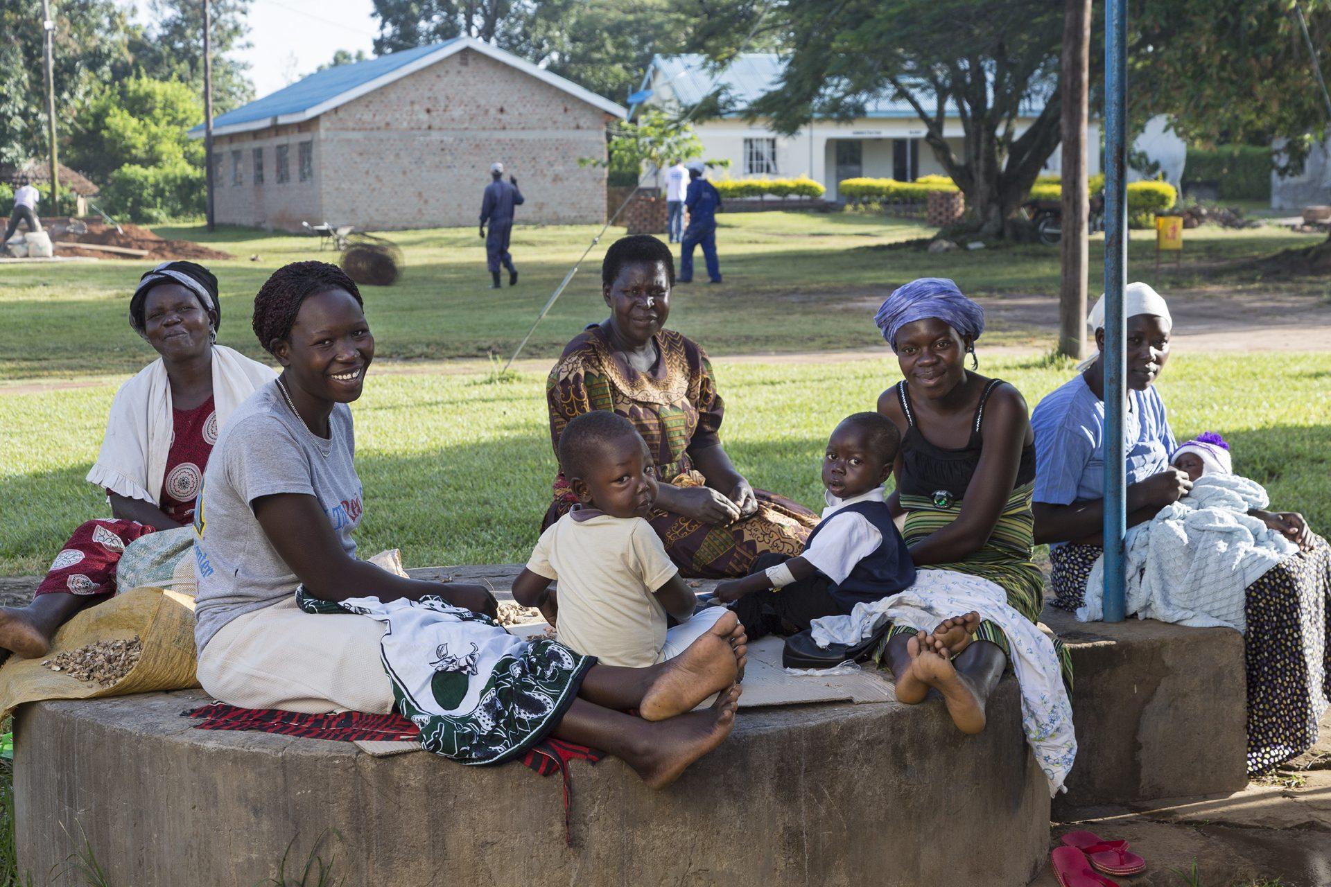Uganda: Ein Hospital  für die arme Landbevölkerung in Lwala