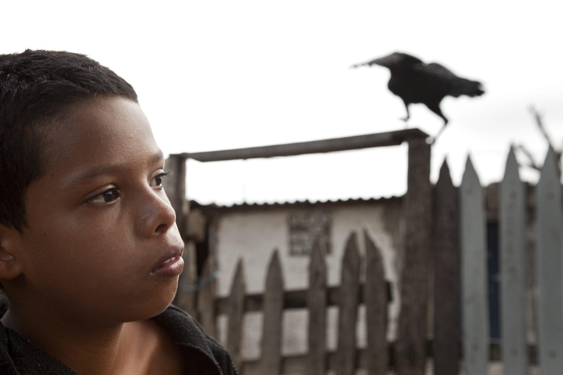 Favela Sáo Pedro: Kinderportrait.